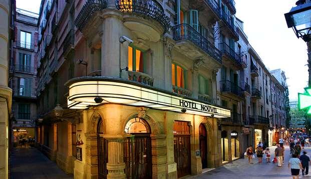 Descubre el centro de Barcelona