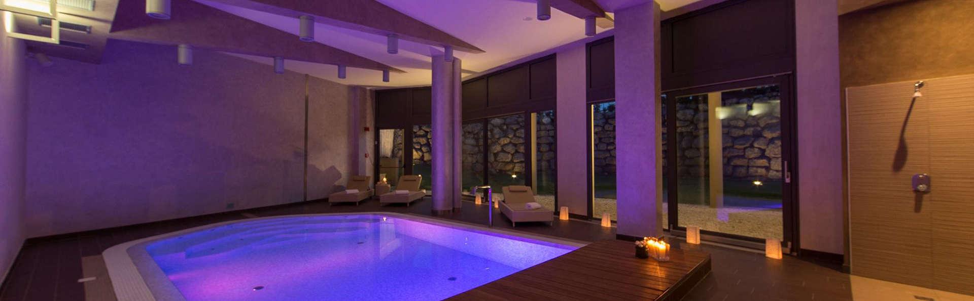 Détente et confort, avec accès au spa, à deux pas de Bergame