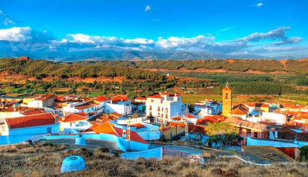 Escapada con Cena y acceso al Spa en Guadix, Granada