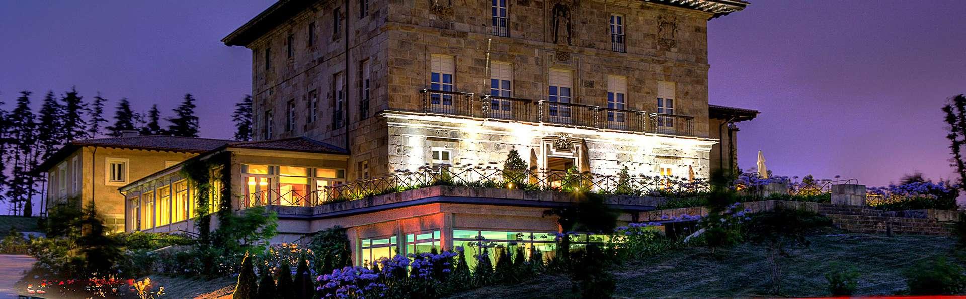 Escapade romantique pleine de charme en chambre supérieure près de Bilbao