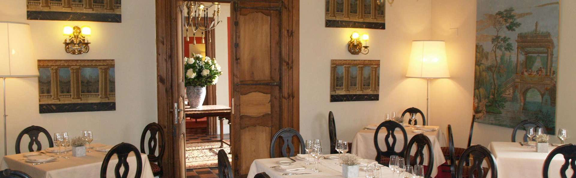Week-end avec dîner gastronomique dans un palais du XVIIe siècle