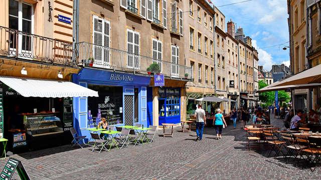 """Découvrez Metz """"à la carte"""" avec le City Pass"""