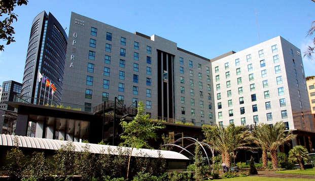 Hotel Primus Valencia - Front