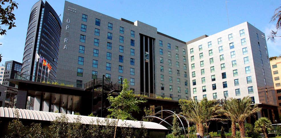 Hotel primus valencia 4 valence espagne for Reservation hotel en espagne gratuit