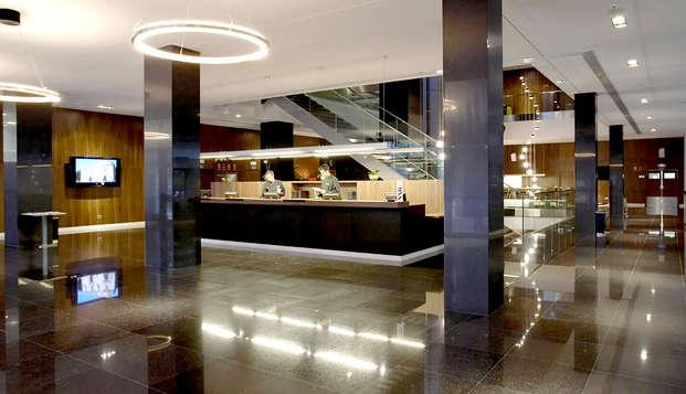Hotel Primus Valencia - Reception