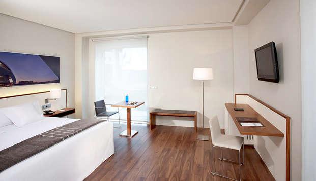 Hotel Primus Valencia - Room