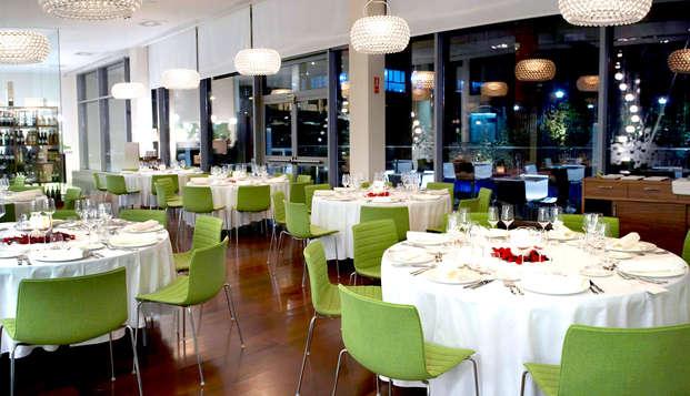 Hotel Primus Valencia - Restaurant