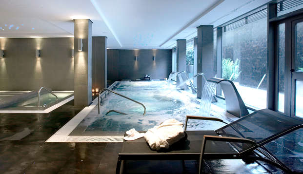 Escapade détendue à Valence avec accès au spa inclus.