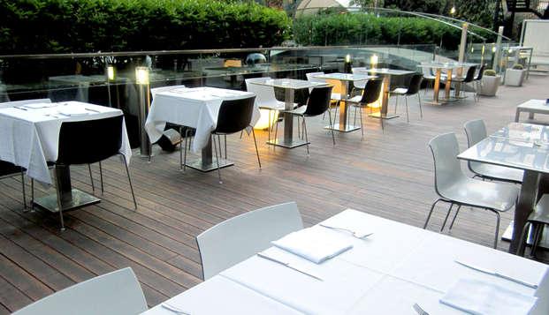 Hotel Primus Valencia - Terrace