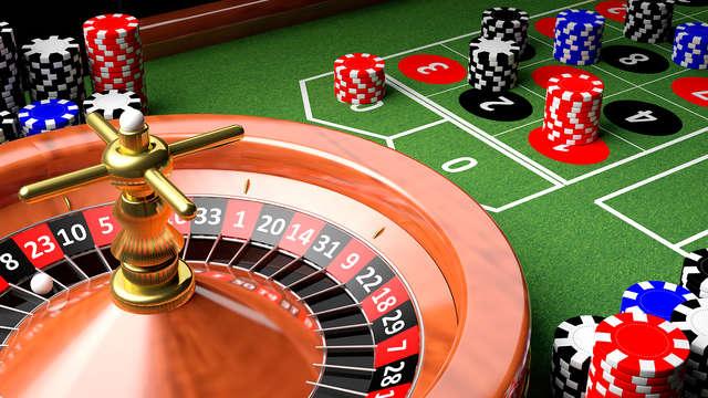 1 Entrada a un Casino a escoger entre nuestros asociados para 2 adultos