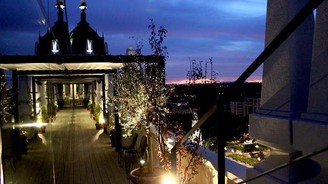 Dear Hotel Madrid - Terrace