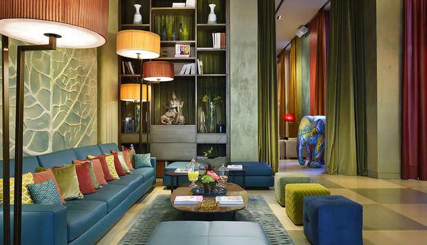 Style et confort dans un hôtel de charme à Fiera Milano