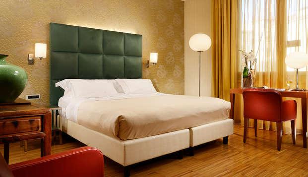 Week-end à Milan dans un magnifique hôtel 4 étoiles