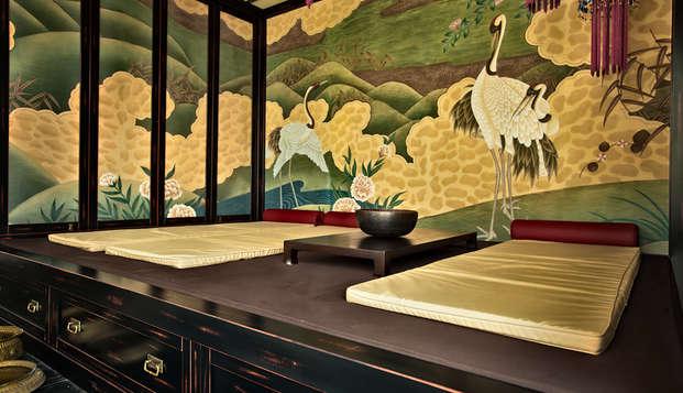 Weekend relax a Milano con accesso alla spa in camera Executive