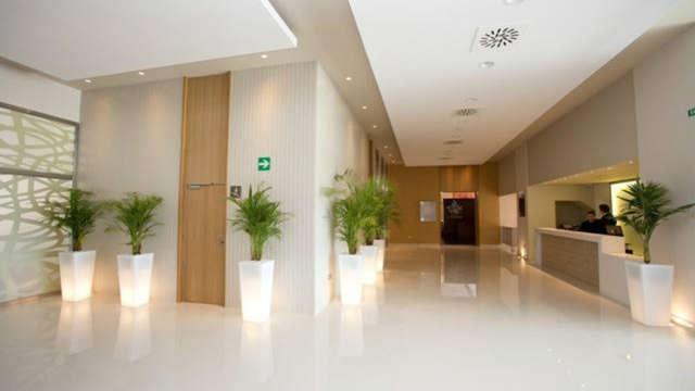 Hotel M A Sevilla Congresos - f b ff