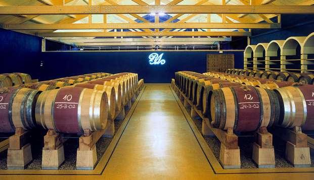 Escapada en Haro con Visita a las Bodegas Rioja Alta y botella de vino (desde 2 noches)