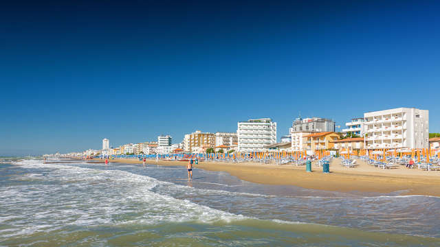 Soggiorno a due passi dalla spiaggia a Lido di Jesolo