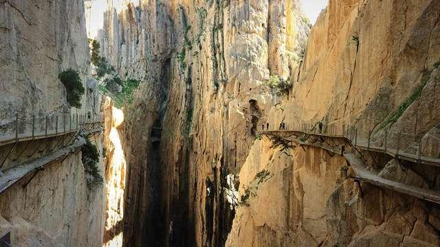 Ontdek El Burgo en bezoek de Caminito del Rey