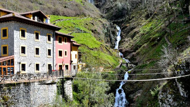 Escapa rural en el corazón de los Picos de Europa