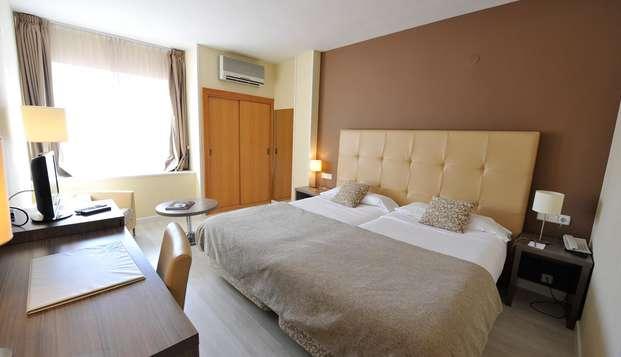 Descubre Segovia alojándote en este hotel de 4* con desayuno incluido