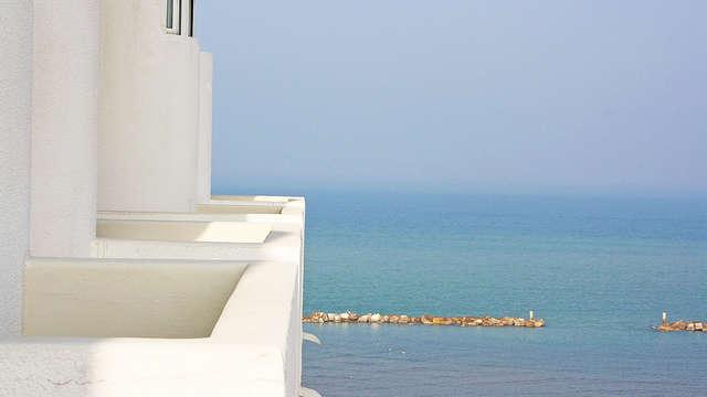 Weekend sull'Adriatico a Senigallia con balcone vista mare