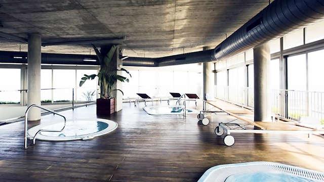 Hotel Puerto Juan Montiel Spa Base Nautica