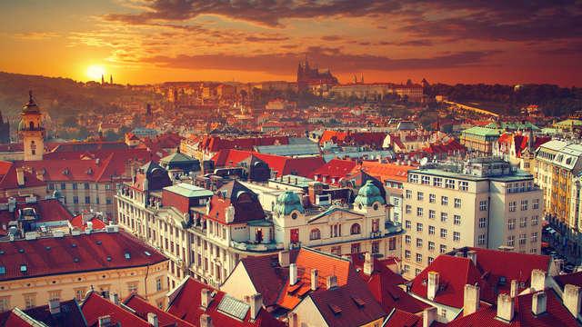 Détente loin de tous soucis à Prague (à partir de 3 nuits)