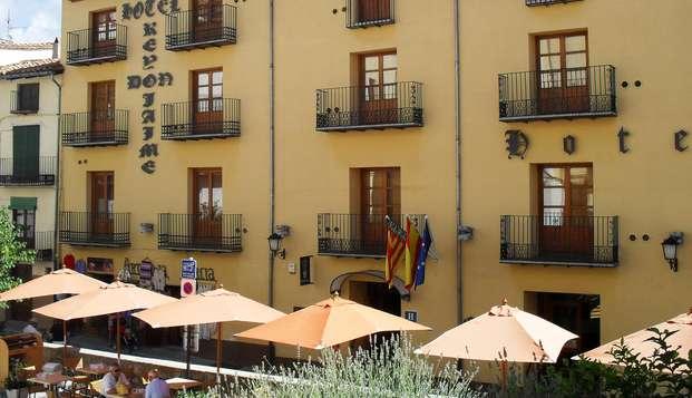 Escapada cultural con entradas al Castillo de Morella