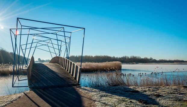 """Séjournez à Zoetermeer dit """"Sweet Lake City"""", près de La Haye"""