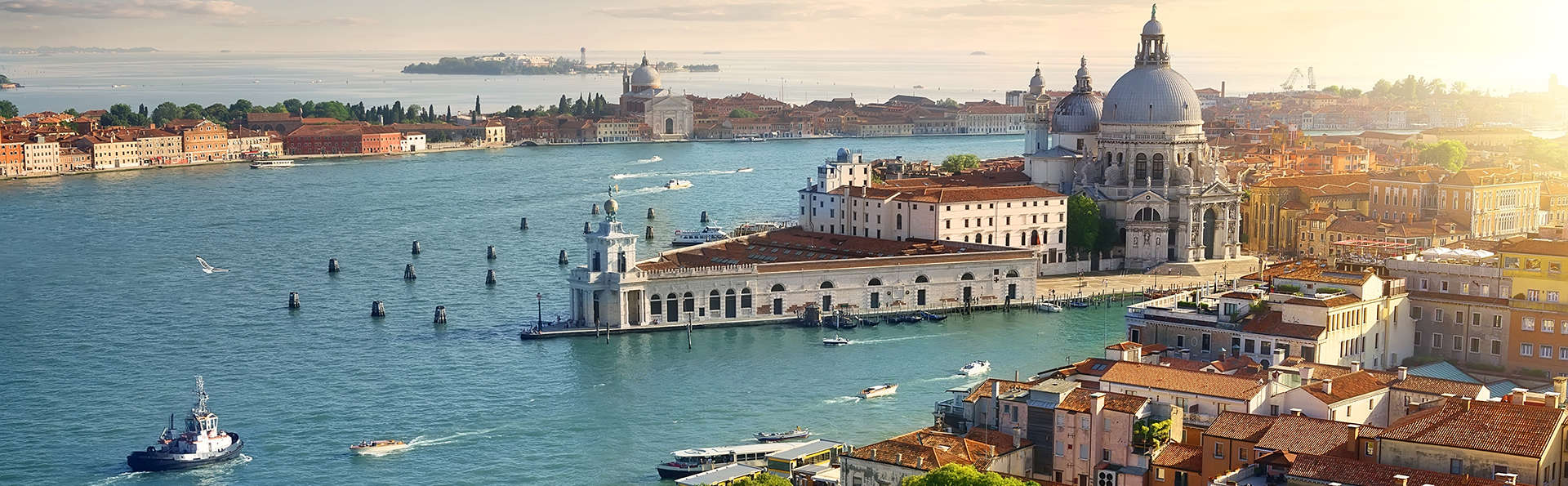 À deux pas de Venise dans un hôtel proche de l'aéroport