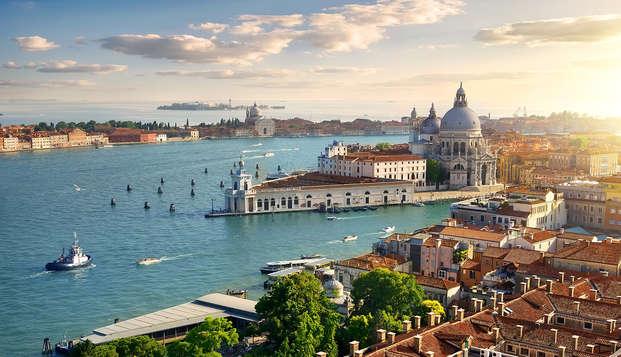 A un paso de Venecia en un hotel próximo al aeropuerto