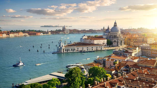 Ad un passo da Venezia in un hotel vicino all'aeroporto