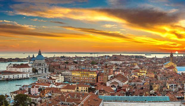 Descubre Venecia y alójate en un hotel muy bien ubicado cerca del aeropuerto (no reembolsable)