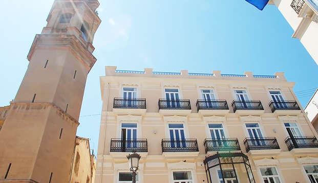 Week-end dans le centre de Valence