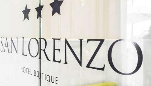 Hotel San Lorenzo Boutique - door