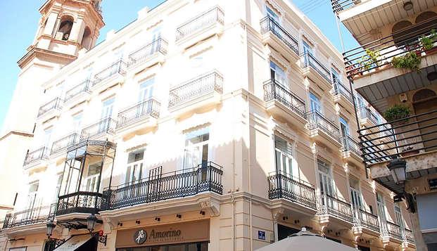 Hotel San Lorenzo Boutique - facade