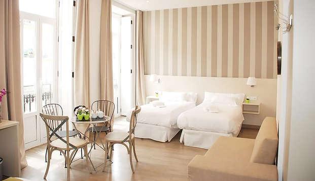 Hotel San Lorenzo Boutique - room