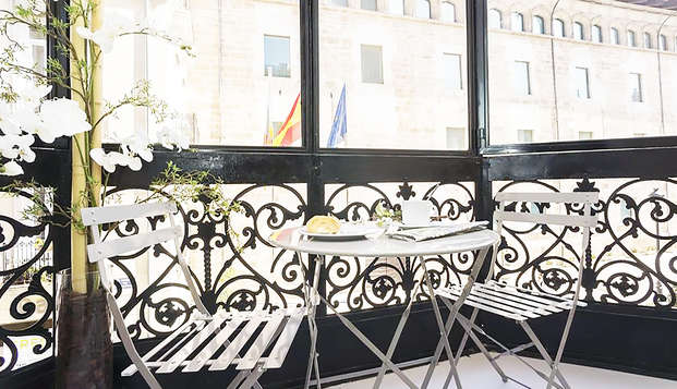 Hotel San Lorenzo Boutique - balcony