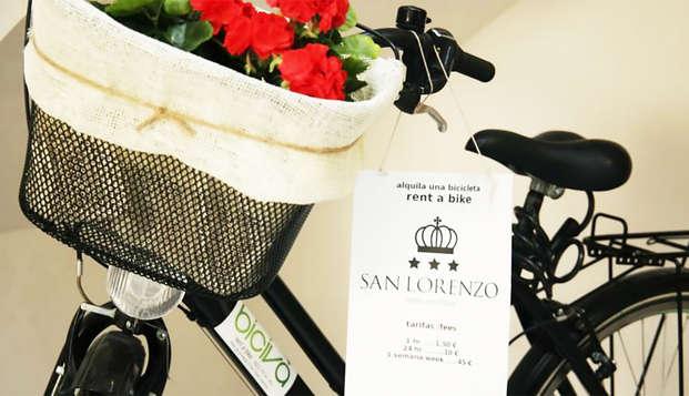 Hotel San Lorenzo Boutique - bike