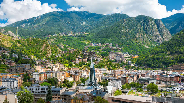 Escapade en famille à Andorre avec hébergement et petit-déjeuner
