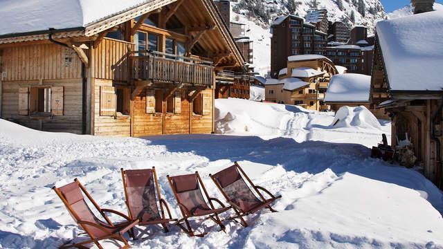 Estancia en la montaña de Escaldes con forfait de esqui incluído (desde 2 noches)