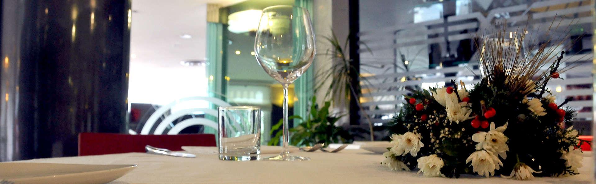 Mezza pensione in un elegante hotel 4* vicino a Cosenza (da 3 notti)