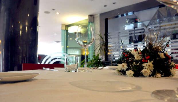 Encanto y elegancia con media pensión en Cosenza (desde 3 noches)