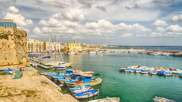 A un passo dalle spiagge cristalline di Gallipoli in elegante hotel 4*