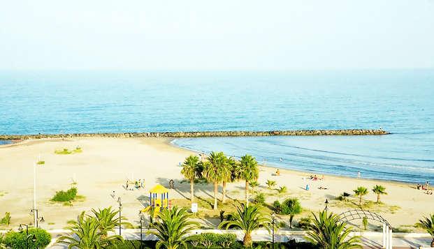 Amenez votre famille sur la côte d'Azahar et profitez des petits déjeuners inclus durant de votre escapade