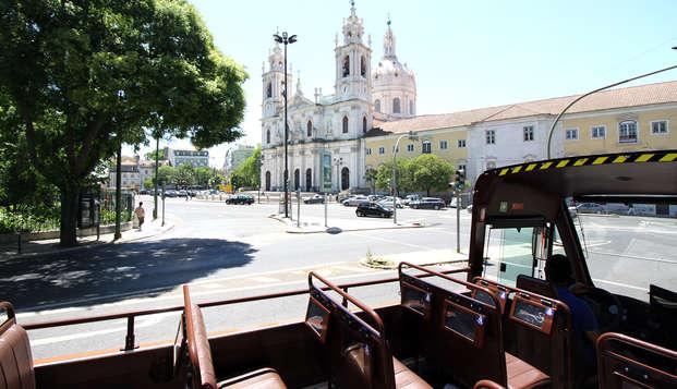 Escapada en Lisboa con tour guiado de la ciudad