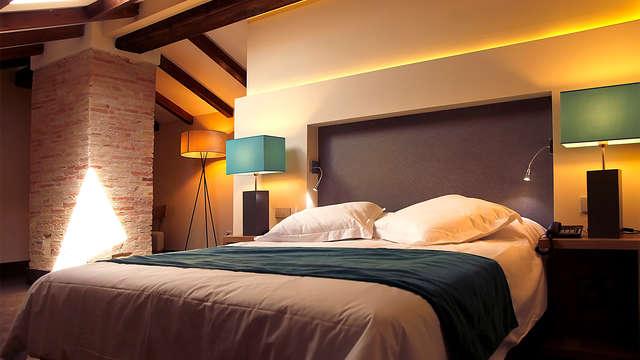 Escapada con acceso al spa y desayuno en un hotel de diseño 4* en Segorbe