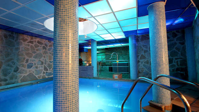 Encanto y Bienestar en este Hotel-Spa de Mogarraz, uno de los pueblos más bonitos de España