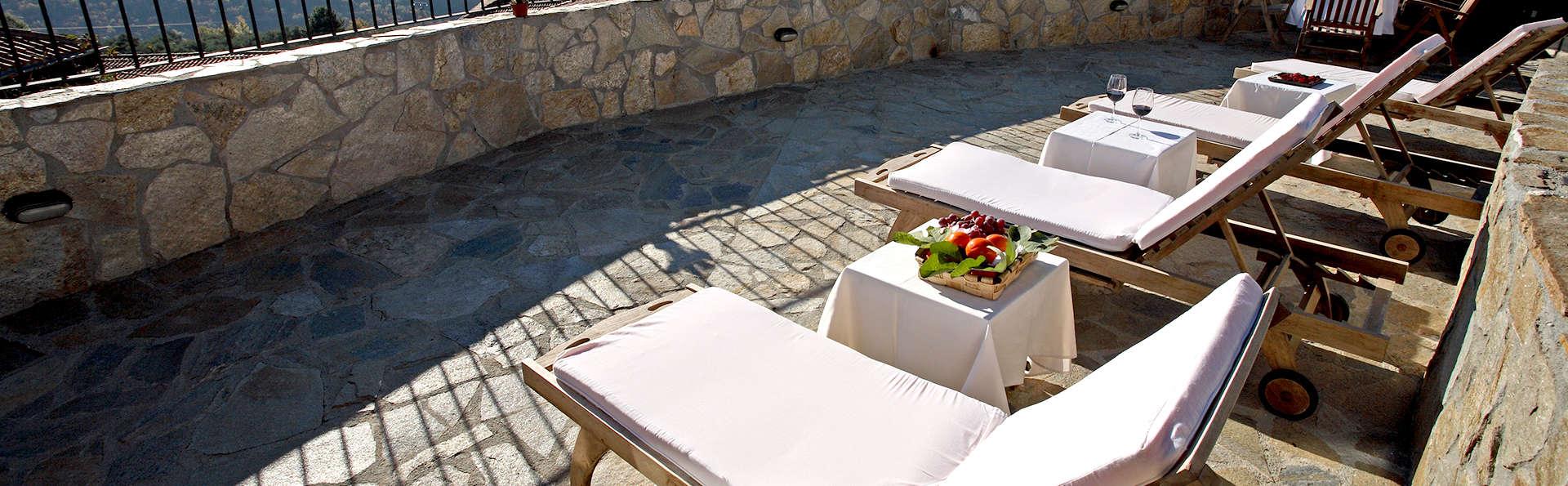 Escapada total relax con cena gastro y acceso al spa en uno de los pueblos con más encanto de España