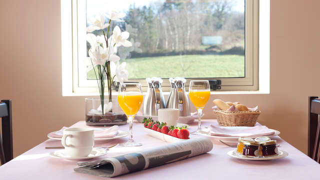 Escapada en Lalín con desayuno incluido
